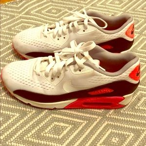 Nike air max infrared shoes